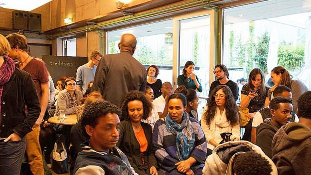Die Aktionswoche Asyl im Kanton Luzern war 2015 gut besucht.