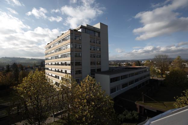 In Sursee soll das Spital aus- oder neugebaut werden.