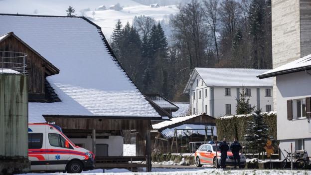 Strafuntersuchung eingeleitet gegen Luzerner Polizeikader.