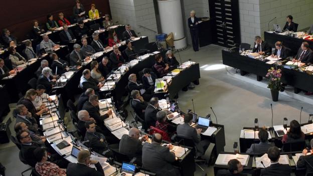 Der Luzerner Kantonsrat hat die Sparpläne der Regierung unterstützt.