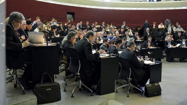 Der Luzerner Kantonsrat unterstützt Sparmassnahmen beim Personal.