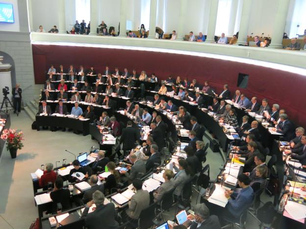 Der Luzerner Kantonsrat steht im Grundsatz zu den Sparvorhaben.