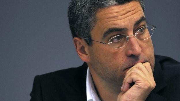 Ex-Finanzdirektor Ivo Romer