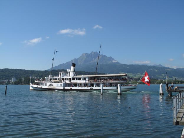 Die Schönheiten Luzerns werden geschätzt.