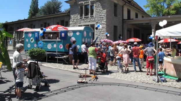 Bereits zum 40. Mal wird in Luzern der Ferienpass angeboten.