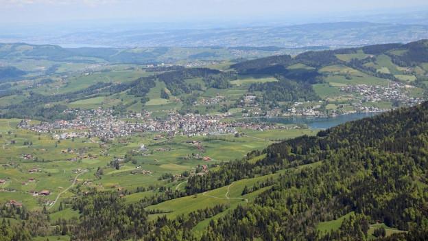 Zuger Heimatschutz wehrt sich gegen Bebauungsplan Mülirain in Unterägeri