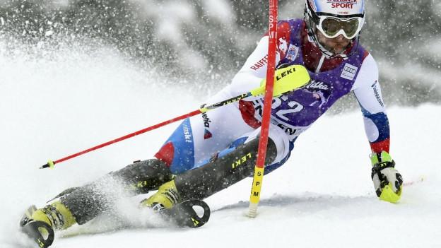 Skirennfahrer