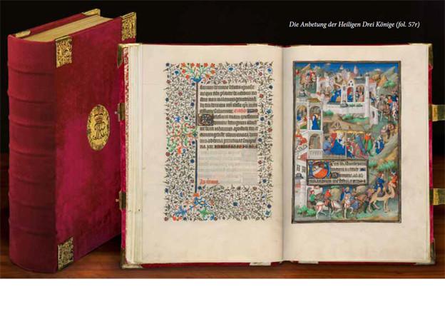 Das Sobieski-Stundenbuch