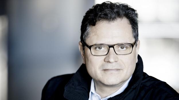 Michael Häfliger, Intendant des Lucerne Festivals