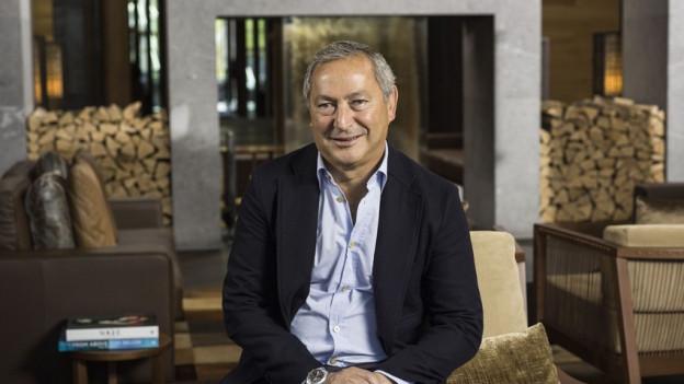 Schlechte Geschäftszahlen für Orascom von Samih Sawiris.
