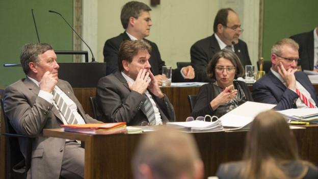 Keine Sitzungsgelder für Zuger Regierungsrat