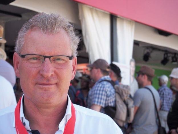 Heinz Tännler, OK-Präsident ESAF 2019.