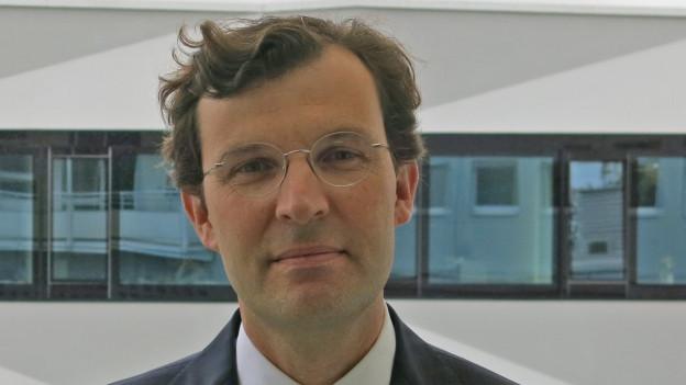 Christoph Schaltegger ist Dekan der Wirtschaftsfakultät an der Uni Luzern