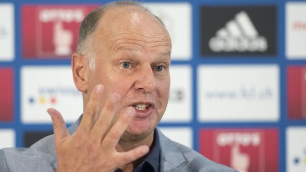 Der neue CEO des FCL, Marcel Kälin
