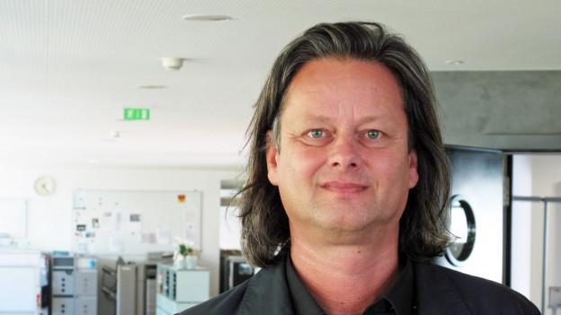 Mathis Meyer ist seinen Job als Projektleiter für die Salle Modulable los.