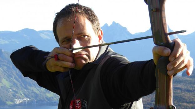 Zum ersten Mal finden die CH-Meisterschaft der Bogenschützen in der Zentralschweiz statt.