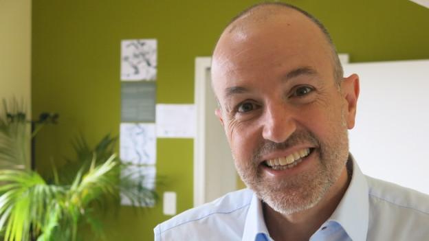 Roland Fischer ist Hochschul-Dozent für öffentliche Finanzen.