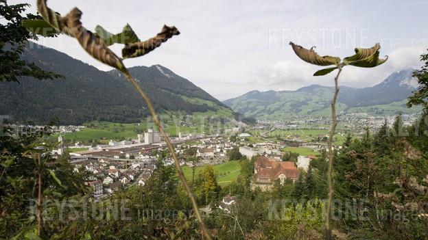 Planung für eine Gewerbezone in Seewen-Schwyz wieder aufgenommen