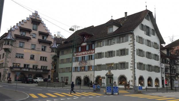 Auch in der Stadt Zug wird die USR III diskutiert.