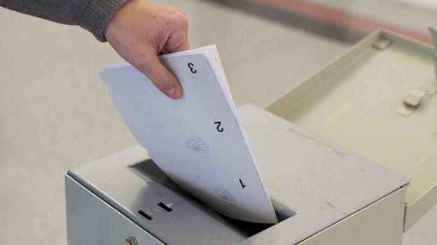 Die Abstimmung über das Sparpaket findet statt.