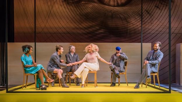 Das Luzerner Theater zeigt Molières «Menschenfeind».