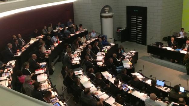 Der Luzerner diskutiert ab Montag die Sparvorschläge der Regierung.
