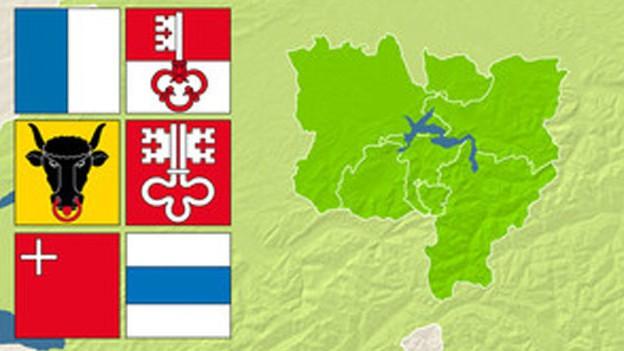 Seit 50 Jahren arbeiten die Zentralschweizer Kantone eng zusammen.