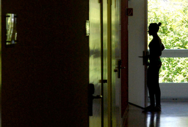 Nicht immer können Asylsuchende oberirdisch untergebracht werden