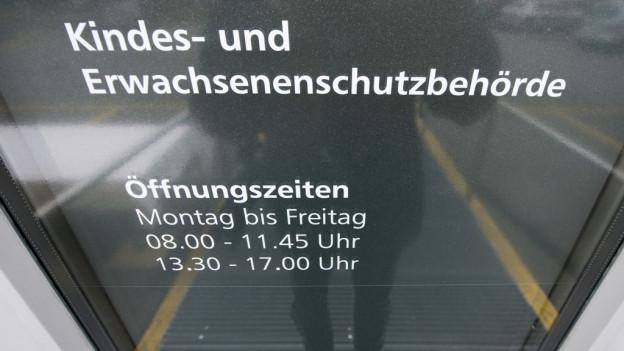 Über die Kesb-Initiative entscheidet das Schwyzer Volk.