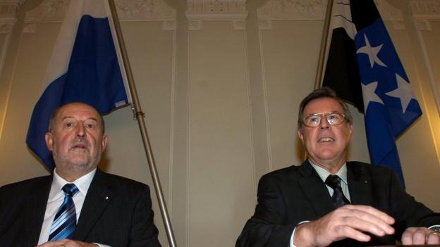 Die Bilanz nach 10 Jahren Zusammenarbeit zwischen Luzern und Aargau bleibt durchwachsen.