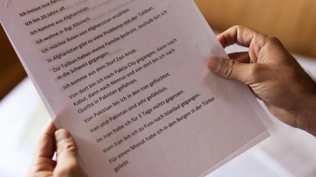 Kanton Luzern will keine standartisierten Deutschtests