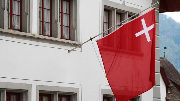 Gewinn statt Verlust in der Rechnung 2015 des Kantons Schwyz.