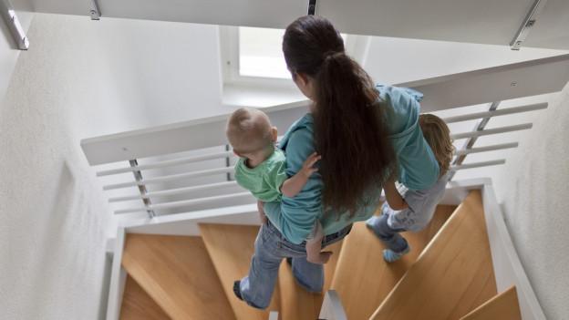 Der Schutz von Kindern in Zug wird neu organisiert.