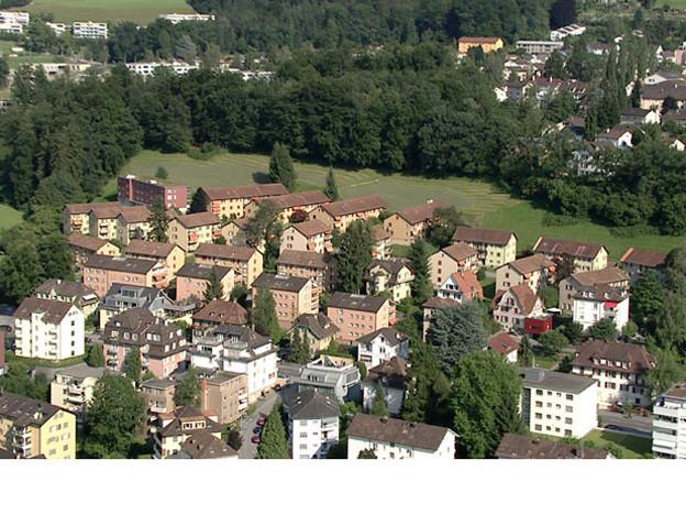 Die abl erneuert die Maihof-Siedlung.