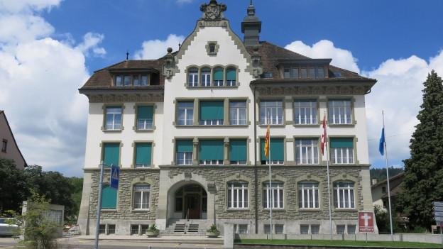 Stadthaus von Willisau