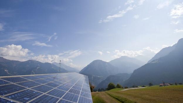 Das Schwyzer Energiegesetz beschäftigt die Politik.