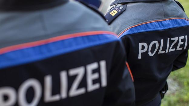 Die Polizei war mit einem Grossaufgebot in Andermatt.