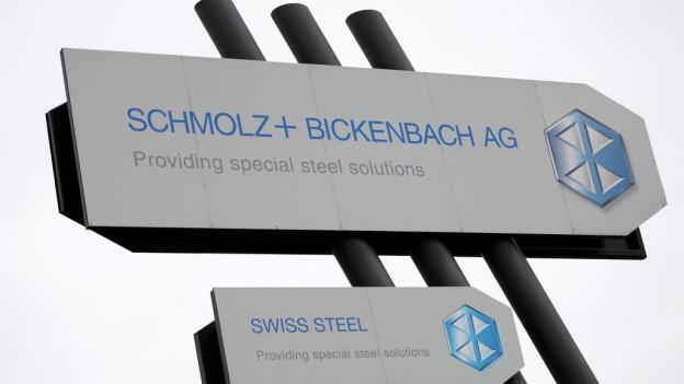 Schmolz+Bickenbach verkauft weniger Stahl und schreibt rote Zahlen