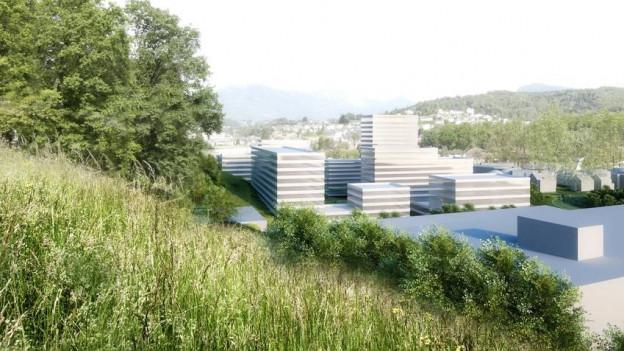 Die Beschwerde von Anwohnern gegen die Überbauung Eichhof West wurde abgewiesen.
