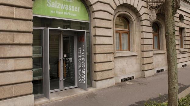 Das UG des Luzerner Theaters.