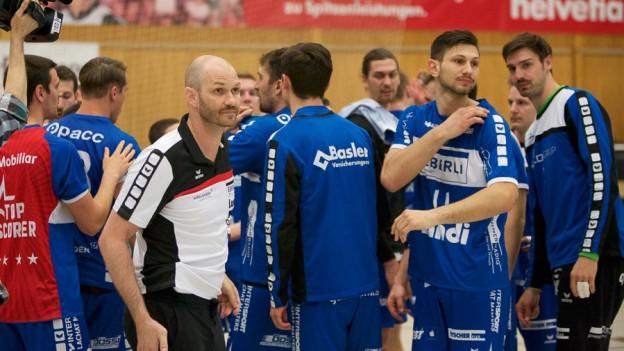 HC Kriens-Luzern schaut nach der Niederlage in die Zukunft