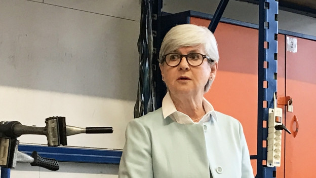 Yvonne Schärli ist neue Präsidentin der Caritas Luzern