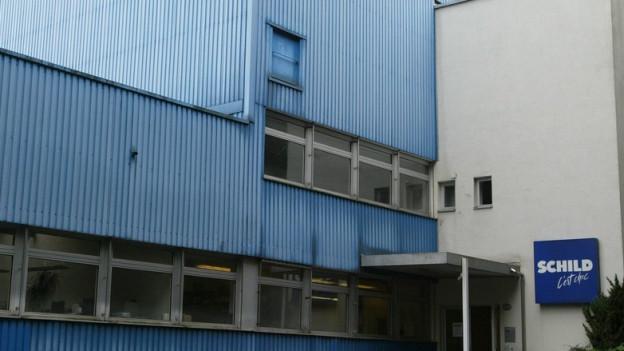 Schild hatte bis 2015 ihren Hauptsitz in Luzern
