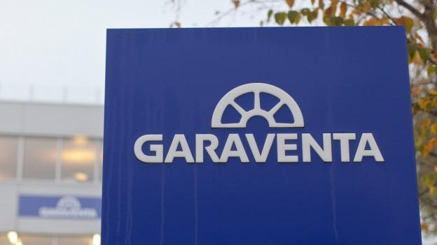 Logo der Garaventa.