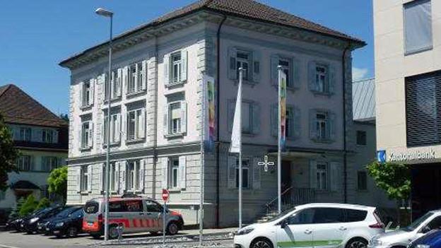 Das Amtshaus Willisau ist zu kaufen, der Kanton Luzern hat keine Verwendung mehr dafür.
