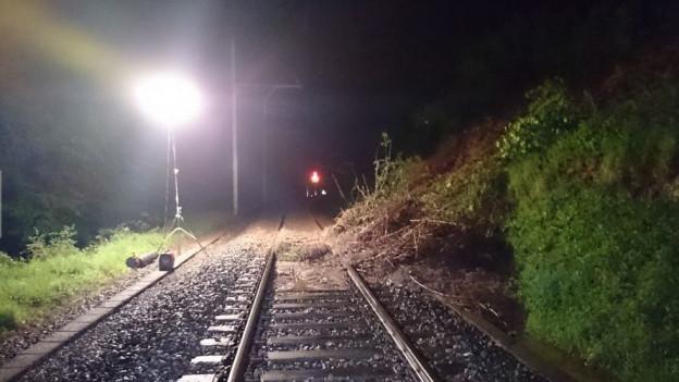 Die Zugstrecke Schüpfheim-Wolhusen bleibt am Freitag gesperrt.