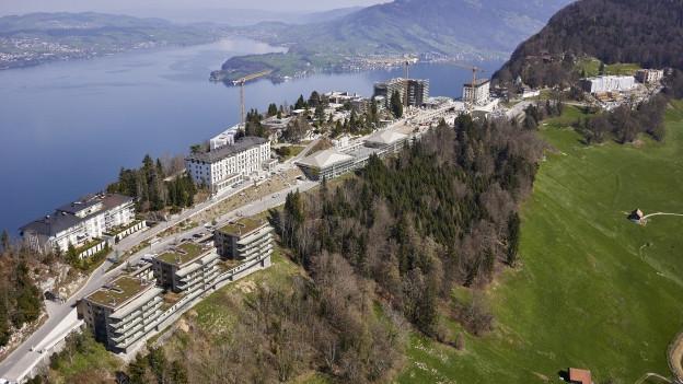 Das Bürgenstock Resort wird bald eröffnet