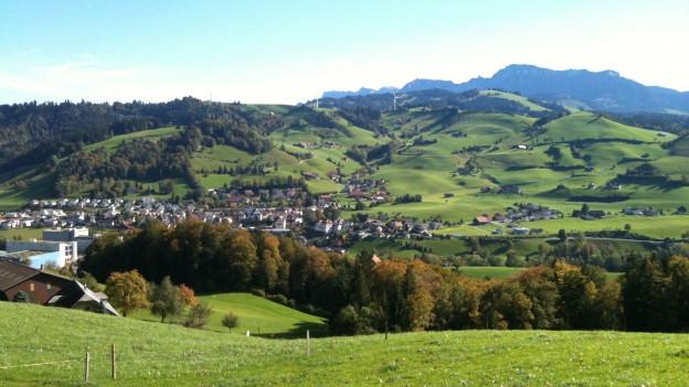 In Zukunft besser geschützt? Die Entlebucher Dorf- und Kulturlandschaft.