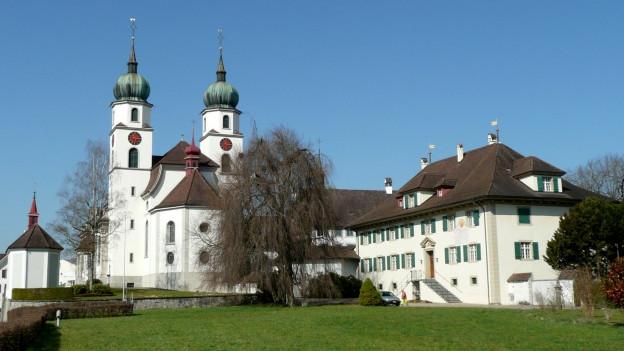 Neue Trägerschaft für die Klosteranlage Eschenbach