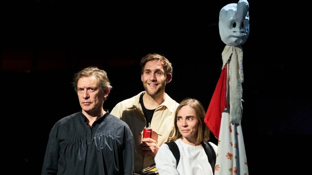 «Die schwazre Null» ist im Luzerner Theater zu sehen.